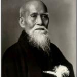 Me Ueshiba Morihei (1883-1969)
